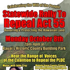 Repeal the PLDC!