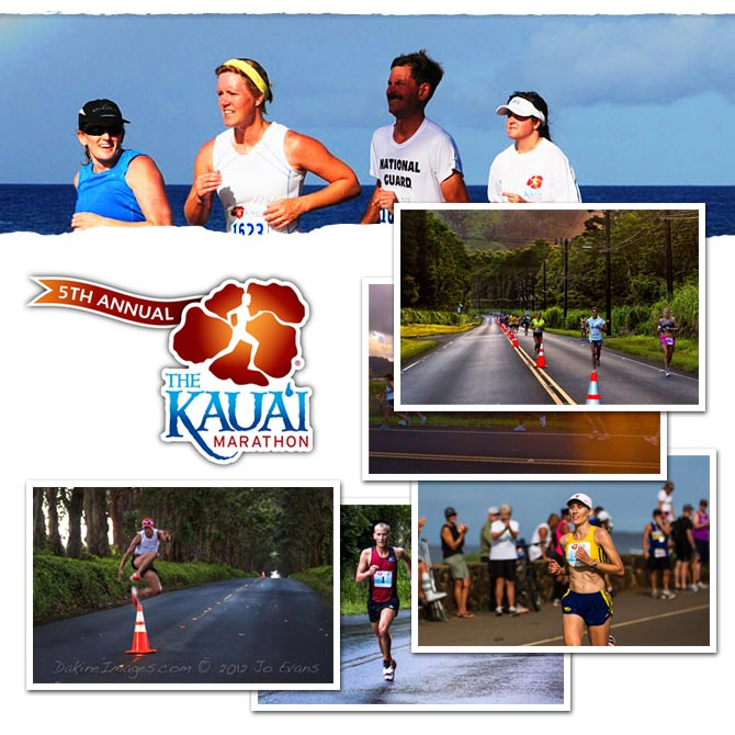 Kauai Marathon Just Around The Corner