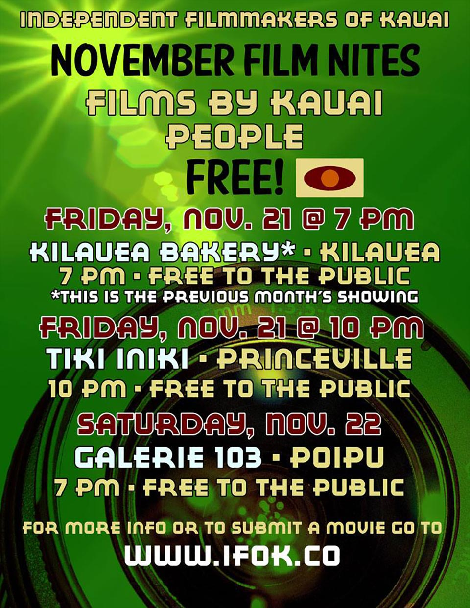 Independent Filmmakers of Kauai