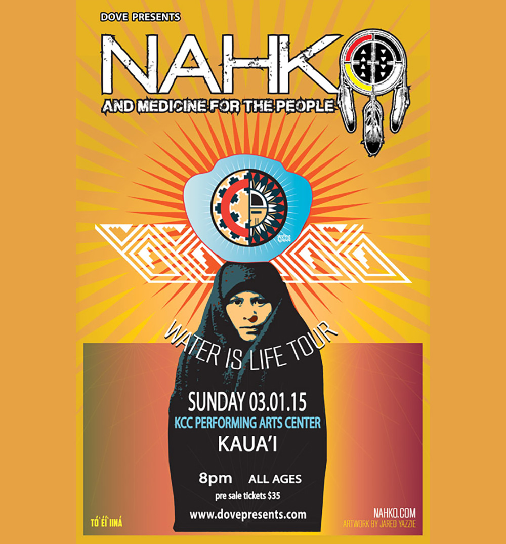 Nahk and Medicine for the People