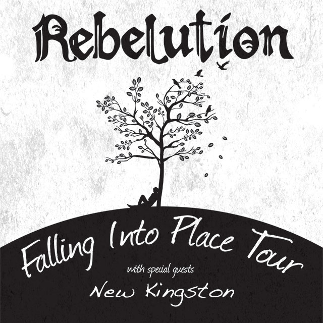 Rebelution with New Kingston