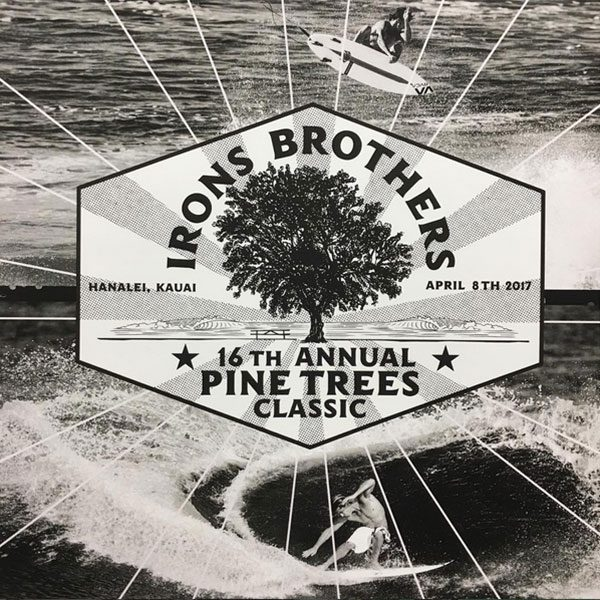 16th Annual Irons Brothers Pine Trees Classic