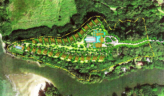 New Jeff Stone Princeville Development on Hanalei Ridge